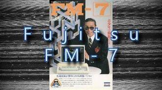 Fujitsu FM-7 FM-77 - Obscure Systems Showcase