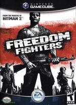 Freedom Fighters GC cover