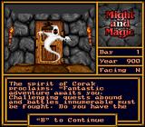 Might and Magic 2 SNES screenshot