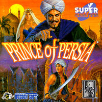 Prince of persia pce