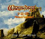 Wizardry I-II-III Title