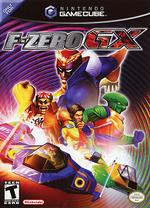 F-Zero GX GC cover