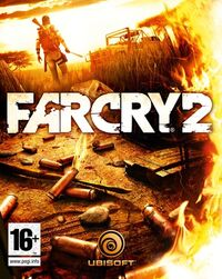 Far Cry 2 PC cover