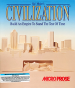 Civilization DOS cover