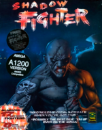 Shadow Fighter Amiga cover