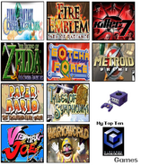 Top ten gamecube