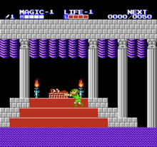 Zelda II - The Adventure of Link (U) 001