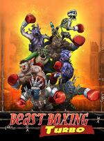 Beast Boxing Turbo Ouya cover