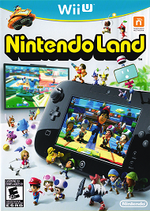 Nintendo Land box artwork