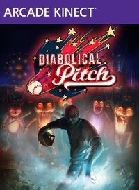 Diabolical pitch art