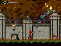 Castlevania Lecarde Chronicles screenshot