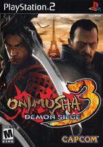 Onimusha3 front