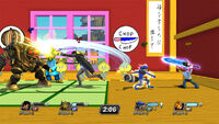 Playstation All-Stars Battle Royale PSVita screenshot