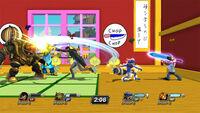 Playstation All-Stars Battle Royale PSVita screenshot