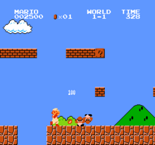 Super Mario Bros. Duck Hunt (U) 001