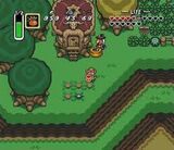 The Legend Of Zelda A Link to the Past SNES screenshot