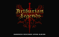 Arthurian Legends PC cover