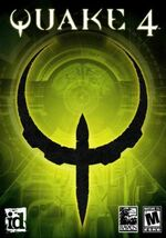 Quake 4 PC cover