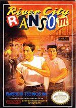 River City Ransom NES cover