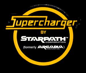 Starpath Supercharger logo