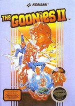 Goonies 2 NES cover