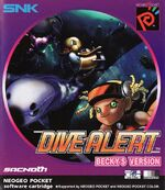 Dive Alert Beckys Version NGPC cover