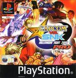 Capcom vs. SNK Pro (PAL)