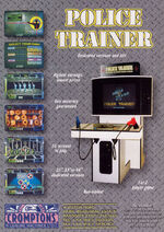 Police Trainer flyer