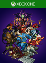 Shovel Knight Xbox One cover