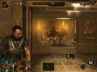 Deus Ex iOS screenshot