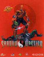 Shadow Warrior DOS cover