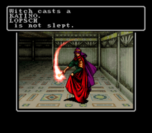 Wizardry I-II-III Screenshot