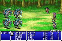 Final Fantasy I II - Dawn of Souls - Mod of Balance