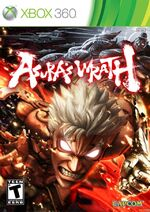 Asura's wrath 360