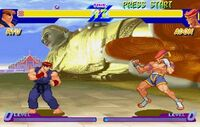 Street Fighter Alpha - Warriors Dreams 004 (US-NTSC)