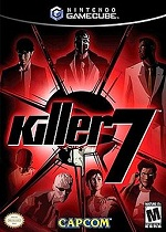 Killer 7 GC cover