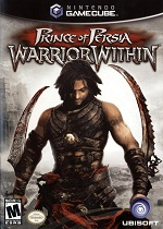 Prince Of Persia Warrior Within GC cover