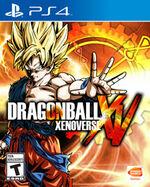 DragonBallXenoverse(PS4)
