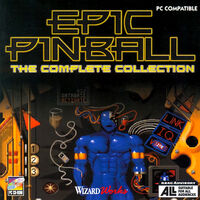 Epic Pinball The Complete Collection cover PC