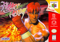Fighters Destiny 64