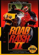 Road Rash 2 Gen