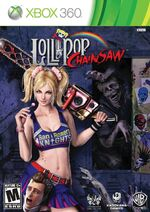 Lollipop Chainsaw 360