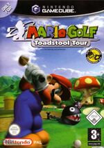 Mario Golf Toadstool Tour GC cover