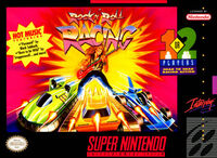 Rock N Roll Racing SNES cover