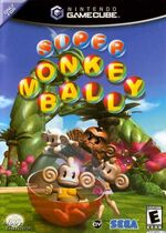 Super Monkey Ball GC cover