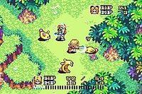 Sword of Mana gameplay