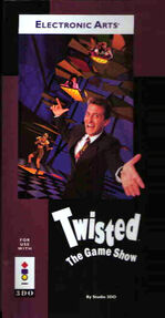 Twisted 3DO cover