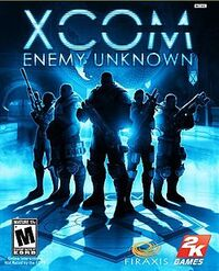XCOM Enemy Unknown Coverart