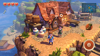 Oceanhorn Android screenshot