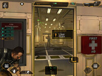 Deus Ex Android screenshot